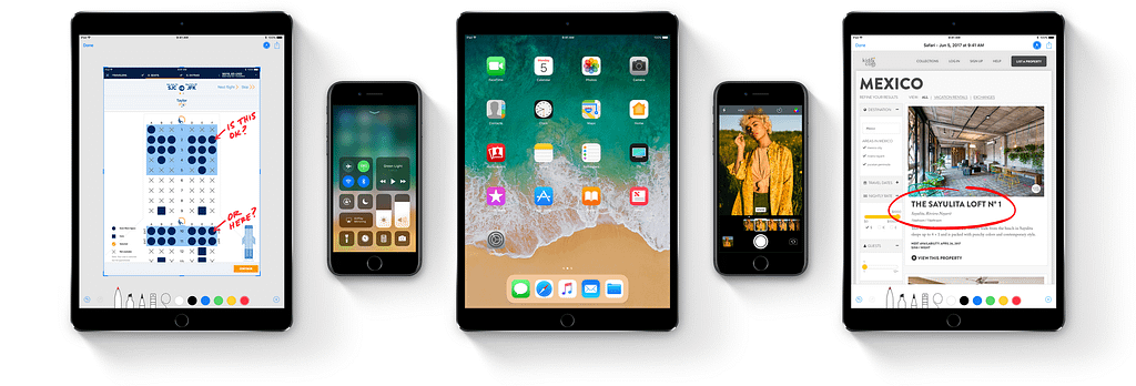 iOS 11 Preview