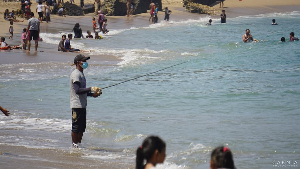 Mancing Mania Pantai Tambakrejo