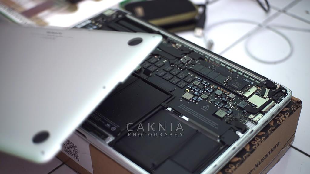 Mesin Macbook Pro Retina Mid 2014