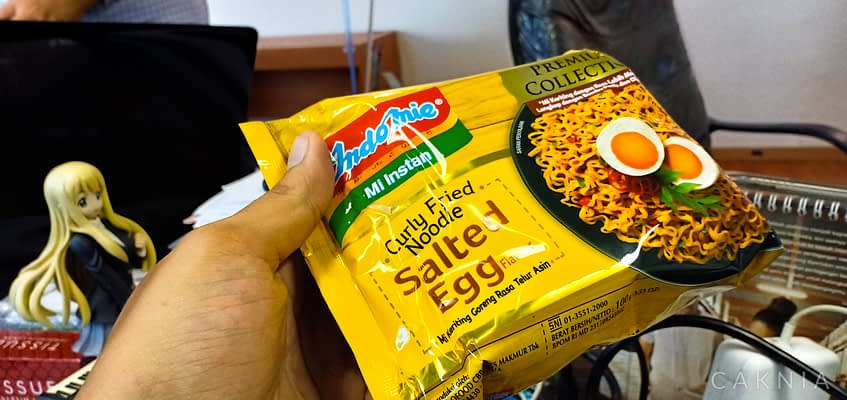 Indomie Premium Salted Egg