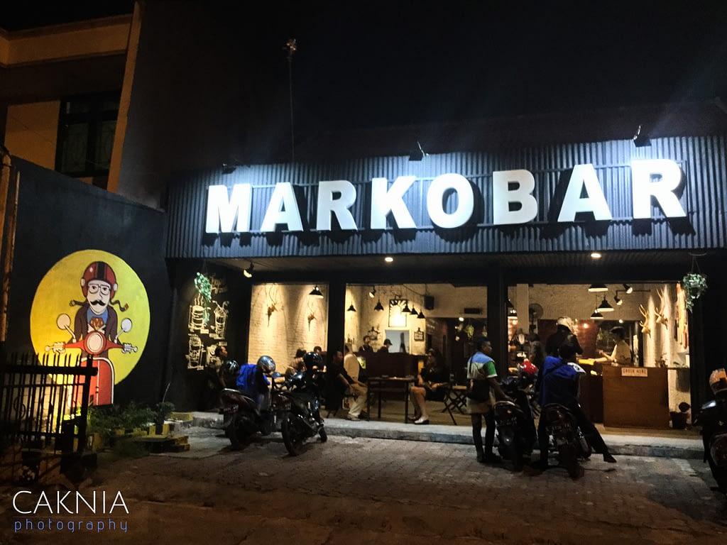 Markobar cabang Pucang Surabaya