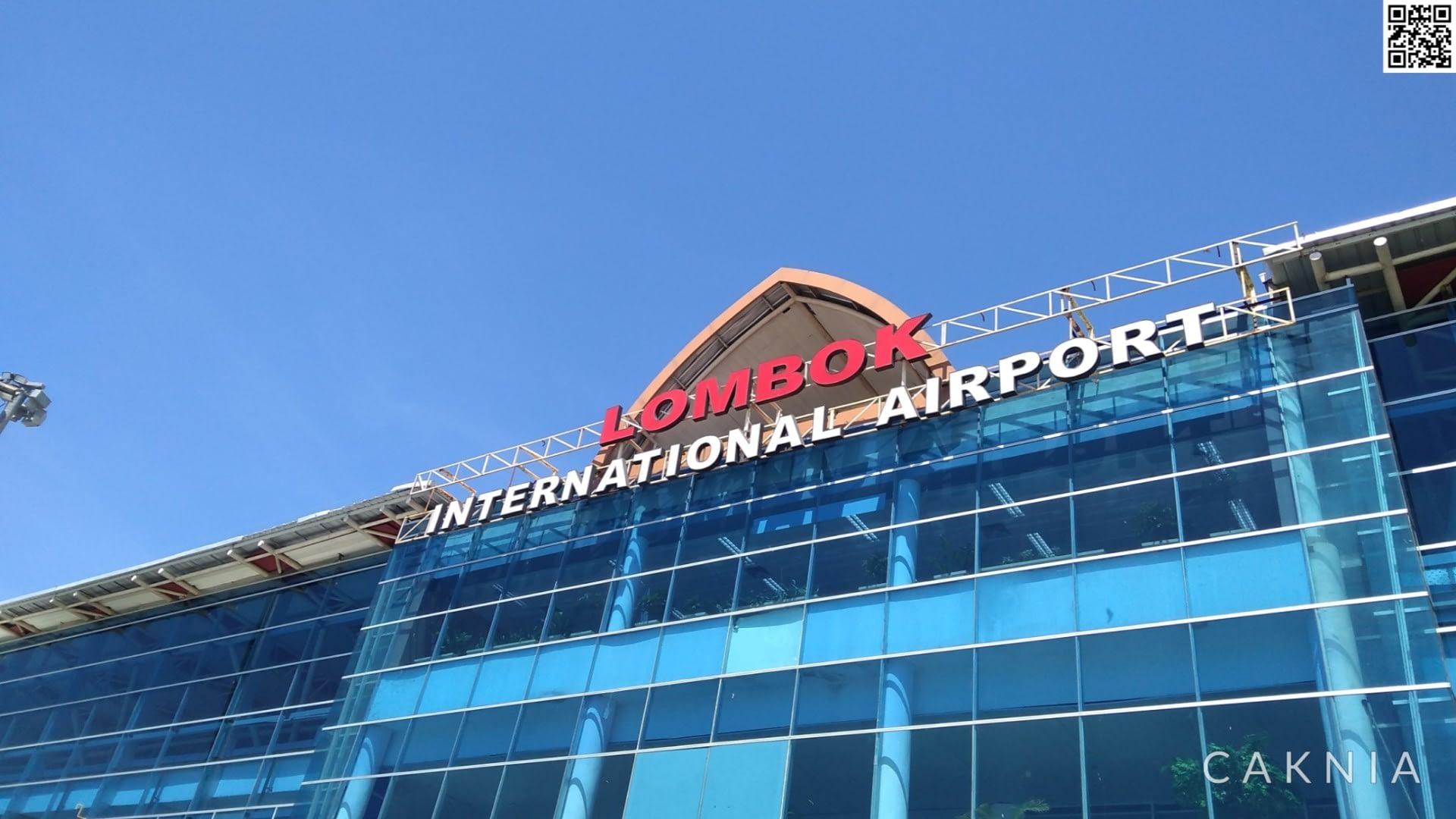 Lombok International Airport (LIA)
