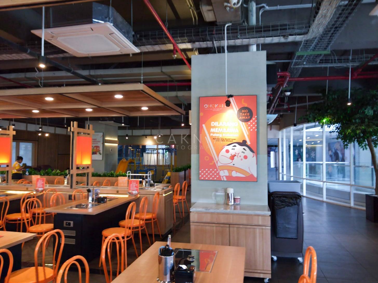 Onokabe Restaurant Surabaya