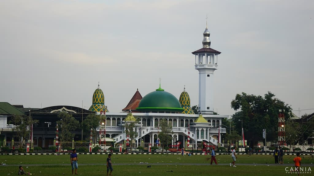 Masjid Agung Kota Blitar