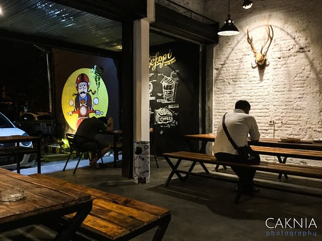 Desain Cafe Markobar Pucang