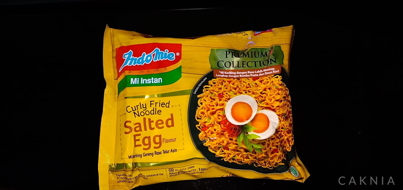 Indomie Salted Egg