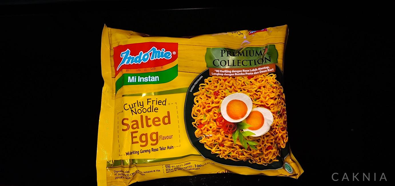 Indomie Salted Egg