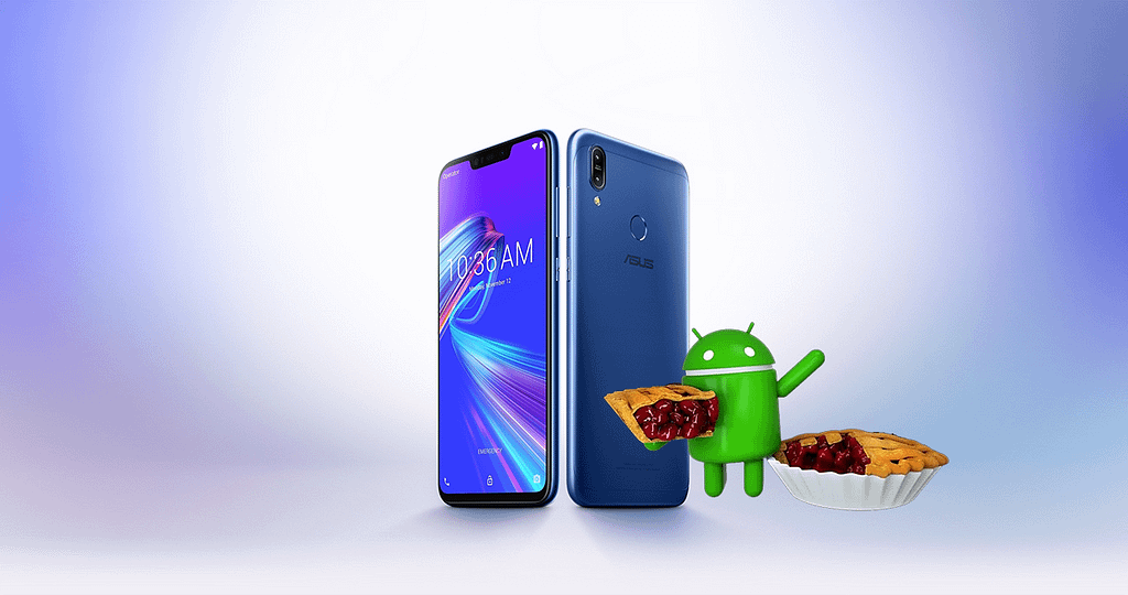 Zenfone Max M2: Tutorial Manual Update Android Pie