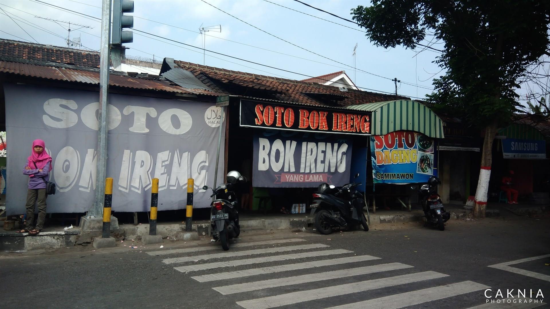Soto Bok Ireng