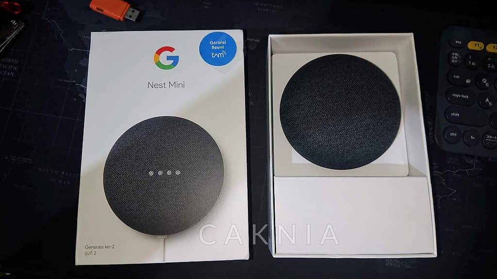 Google Nest Mini (2nd Generation)