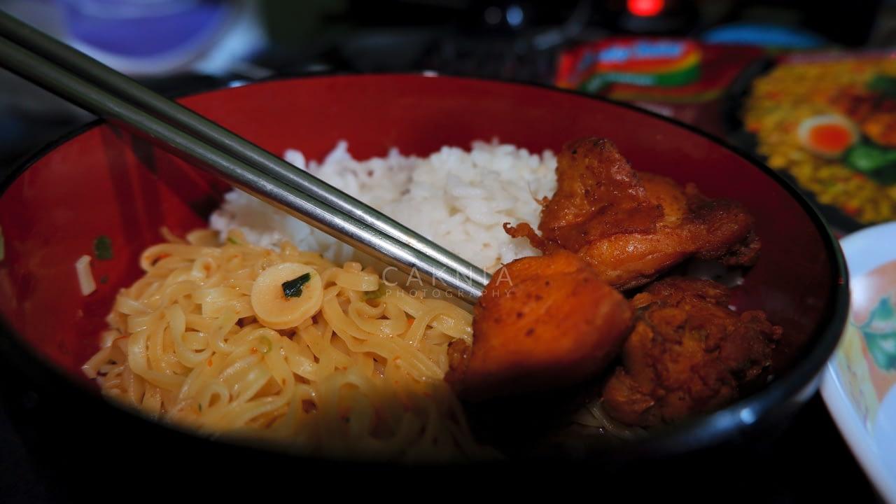 Indomie Ayam Panggang
