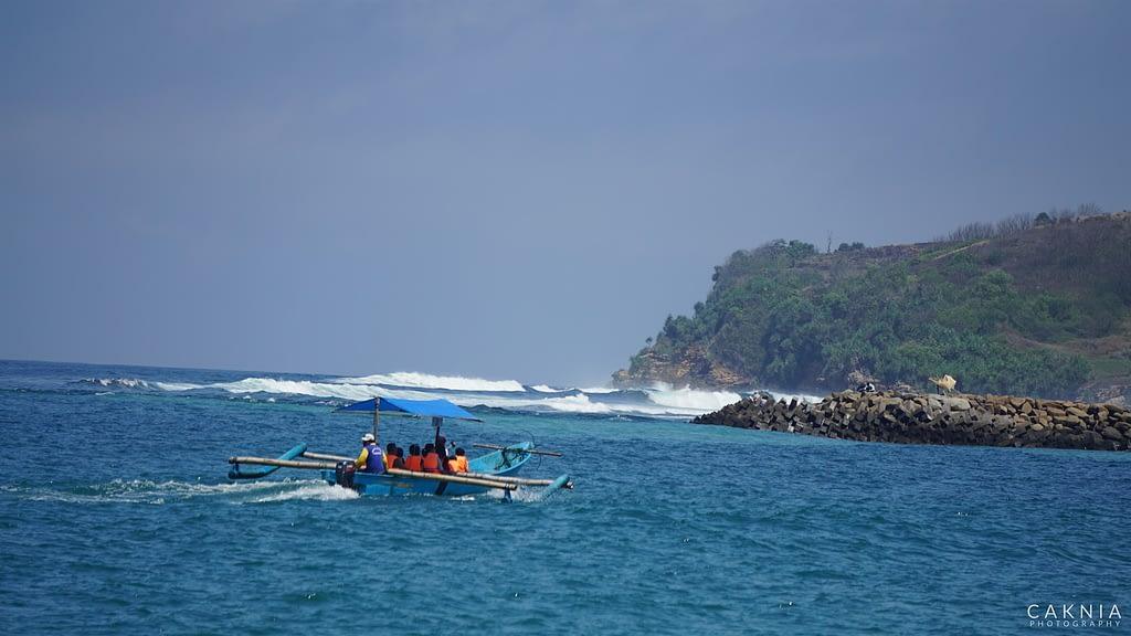 Wisata Perahu Pantai Tambakrejo