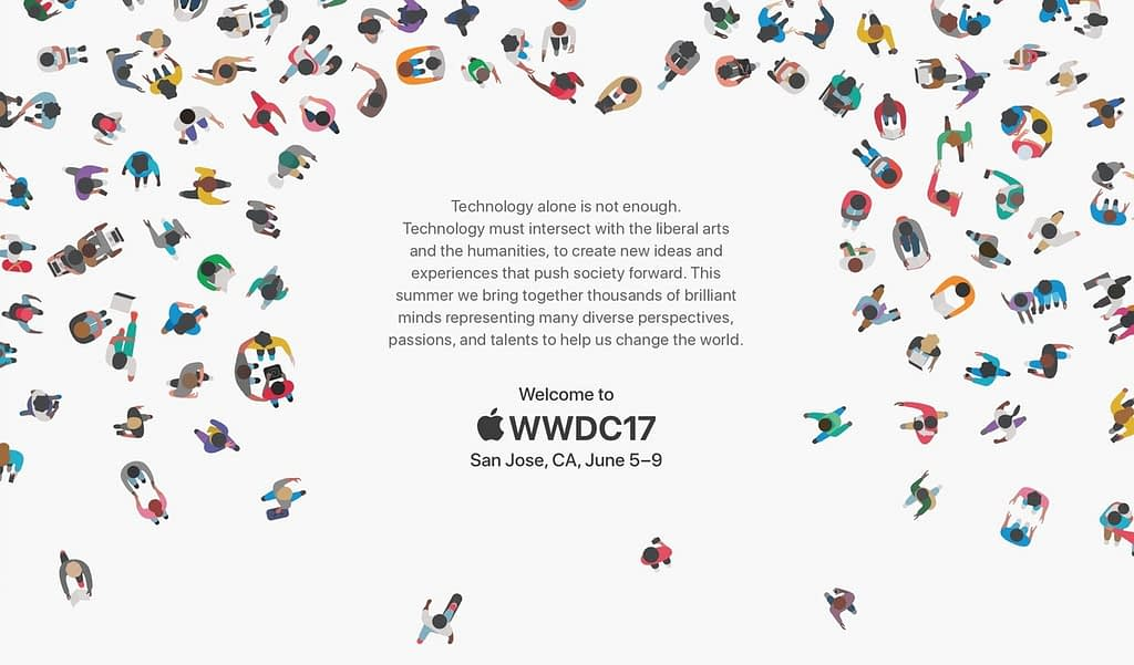 Apple World Wide Developer Conference 2017